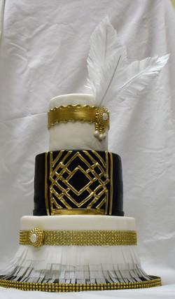 20s Birthday Cake
