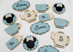 Minnie Tea Cookies