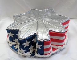 Lt Col Retirement Cake