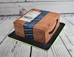 Amazon Birthday Cake