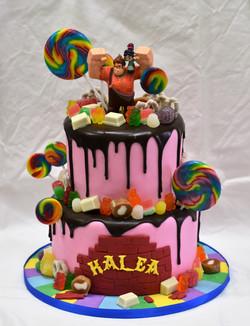 Ralph Birthday Cake