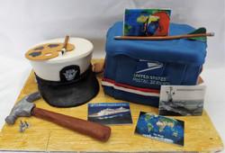 Hobby/Career Birthday Cake