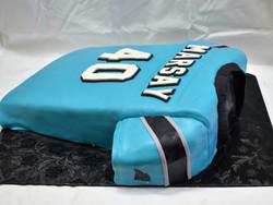 Jersey Birthday Cake