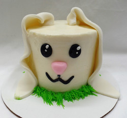 Some Bunny is One Smash Cake