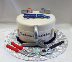 Michael & Son Cake