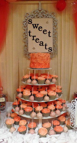 Cake, Cupcake and Cakepops