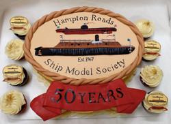 Ship Modeling Society 50 Years