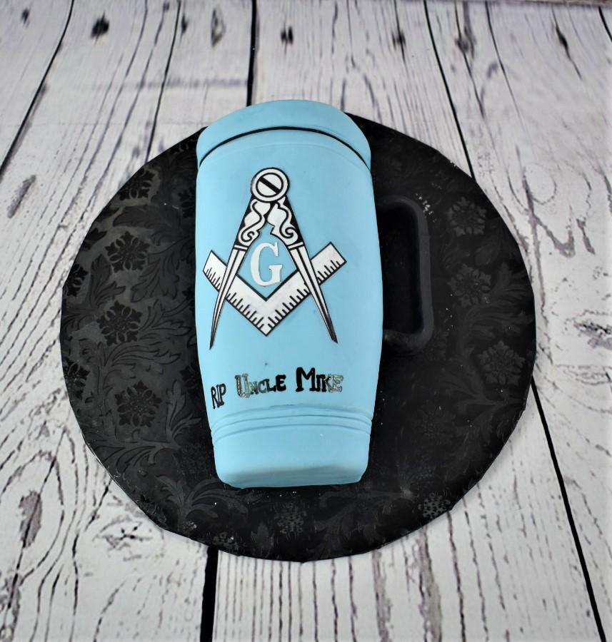 Birthday Mug Cake
