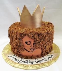 Afrian Beauty Cake