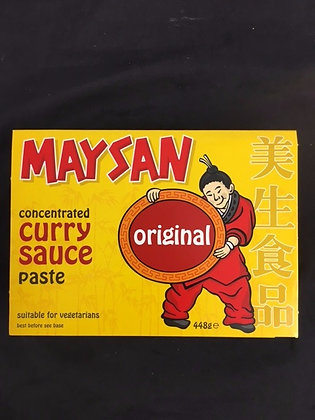 MAYSAN ORIGINAL CURRY PASTE