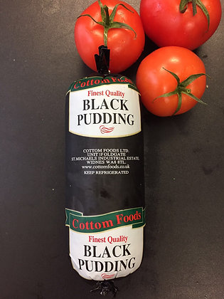 450gm (1lb) BLACK PUDDING CHUB