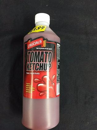 1 LITRE TOMATO KETCHUP