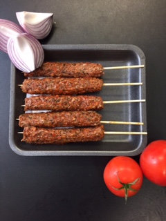 HOT & SPICY KOFTE KEBABS