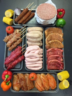 £30.00 BBQ  MEAT PACK