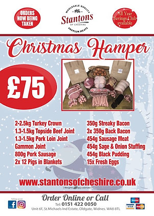 £75 Luxury Hamper
