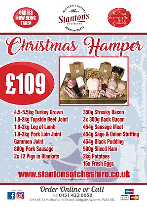 £109 Luxury Hamper