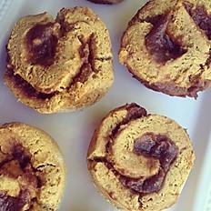 oil/sugar free cinnamon rolls