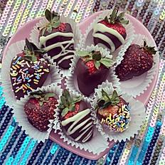 Full Dozen Chocolate Covered Strawberries