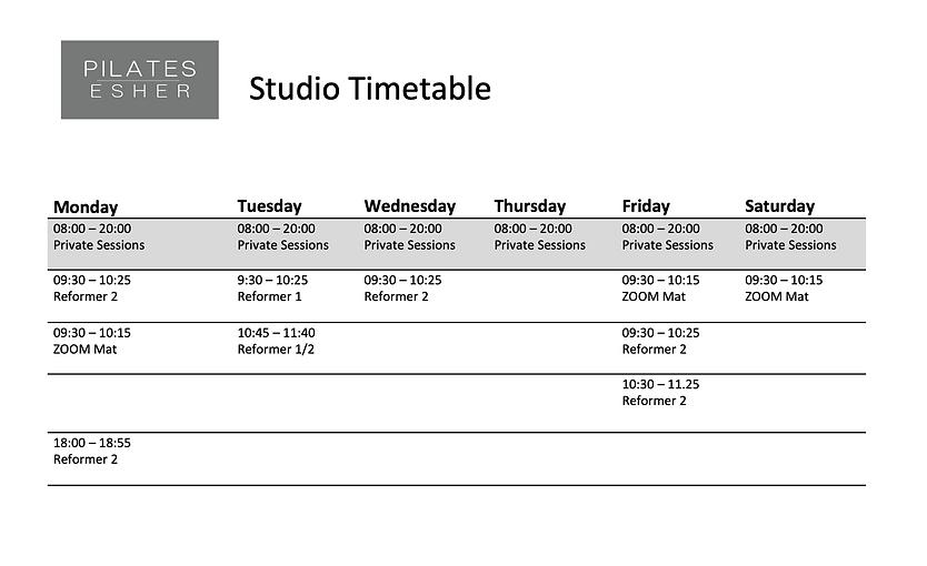 Studio Timetable May 2021.png