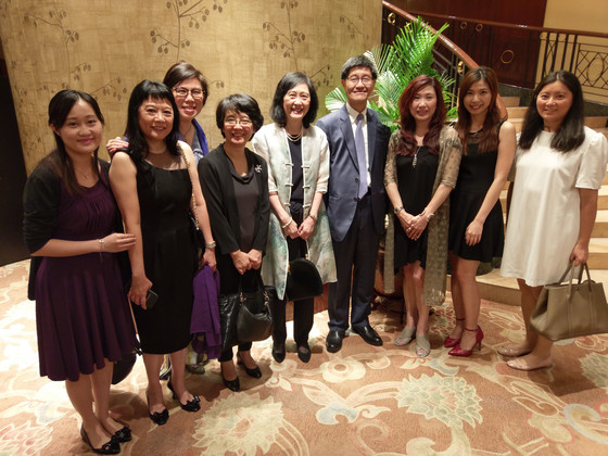 CILT HK 50th Anniversary Gala Dinner June 22
