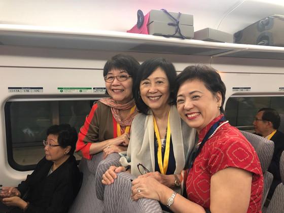 Hong Kong High Speed Rail Opening ceremony on 22 September 2018