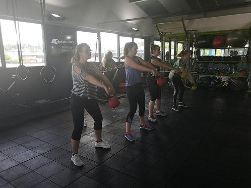 Group Training Sessions (Minimum of 4)