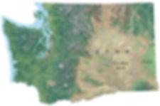 Washington State ATV Trails Map