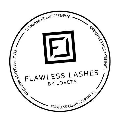 Starterkit NUR für lizensierte Flawless Lashes Trainer
