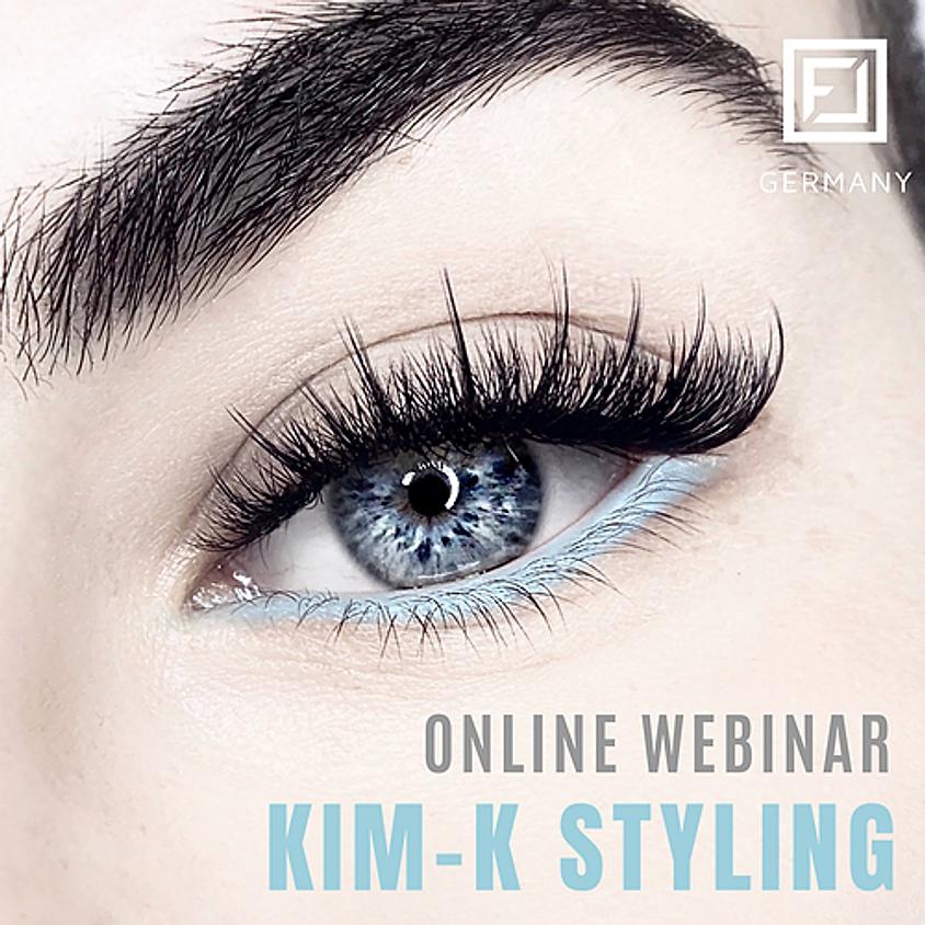 Kim-K Styling online Webinar