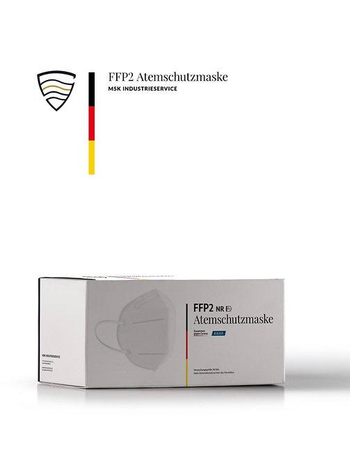 FFP2 Mundschutzmasken (Made in Germany)