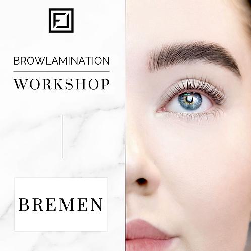 Flawless Browlamination Workshop