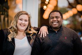 raleigh north carolina engagement photographer