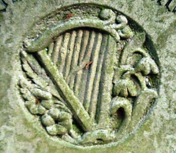 Harp broken String