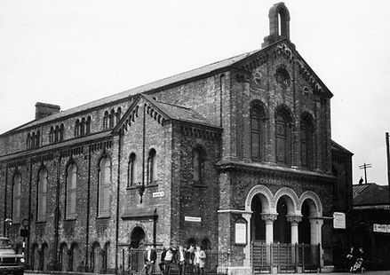 Oldham Road Congregational Church ca 196