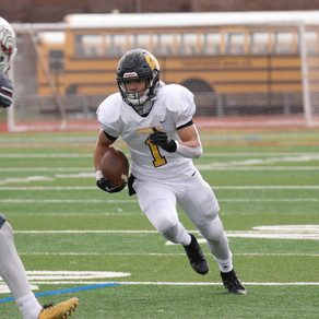 ARCHBISHOP WOOD'S TOMMY SANTIAGO IS READY TO EXPLODE HIS SENIOR YEAR