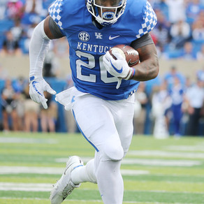 KENTUCKY'S SNELL COULD FIT NICELY INTO EAGLES RUNNING BACKS PLANS