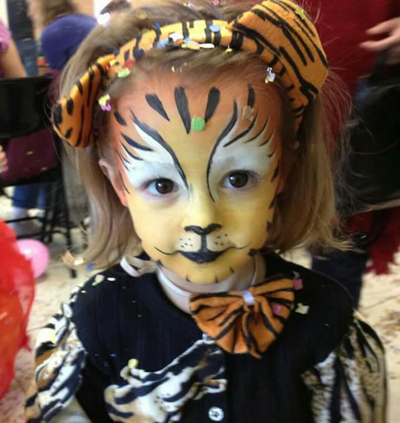 maquillage enfant carnaval