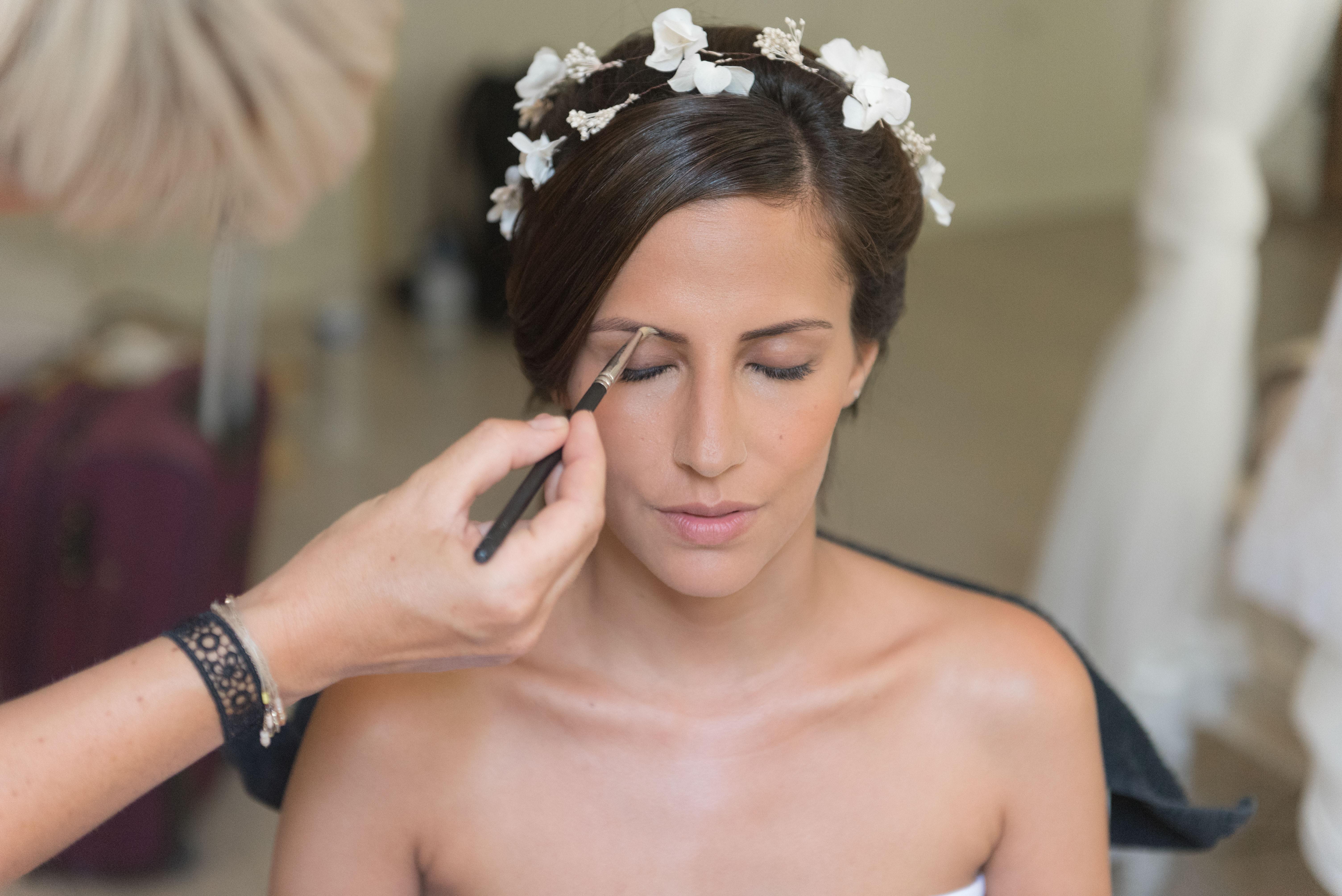 Maquillage mariée sans essai
