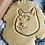 Thumbnail: Doge - Shiba Inu Cookie Cutter