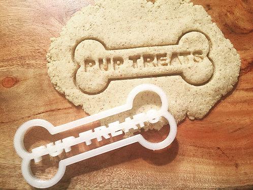 Personalized Cookie Cutter Bone Shape