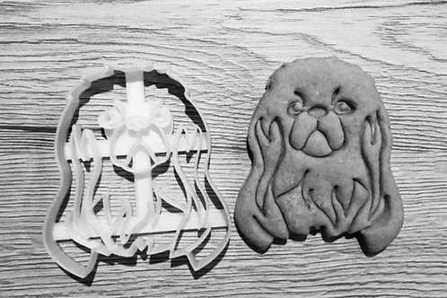 The Pekingese cookie cutter - Pekingese cookie - Pekingese dog treats