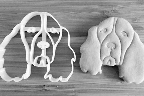 English Springer Spaniel Cookie cutter - english Springer Spaniel cookie - Sprin