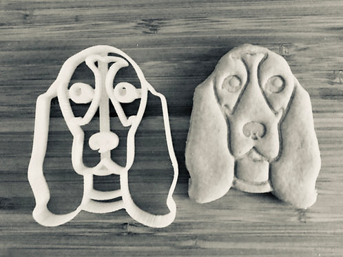 Basset Hound Cookie Cuttter