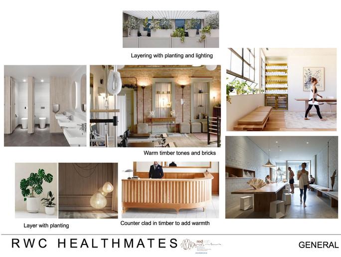 RWC Healthmates concept design