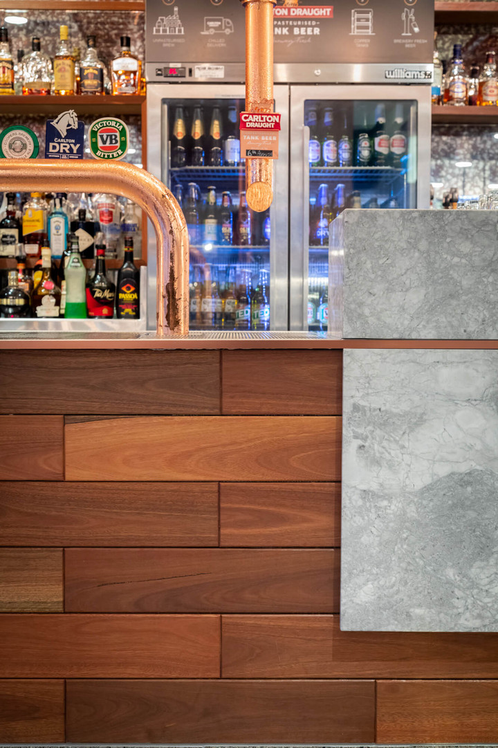 Firestone Restaurant Revesby Bar