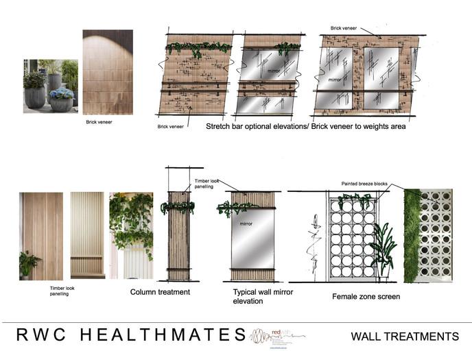 RWC Healthmates design concept