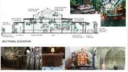 Glasshouse Podium Bar Concept