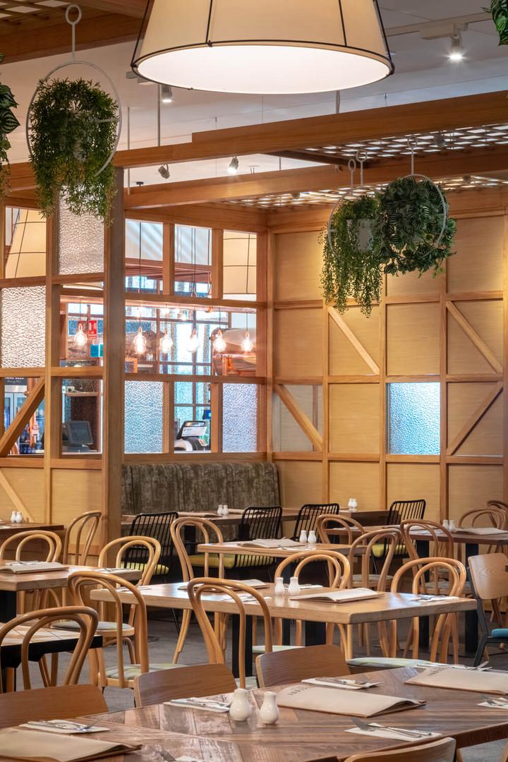 Firestone Restaurant Revesby Interior Design