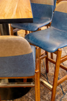The Builders Club seats