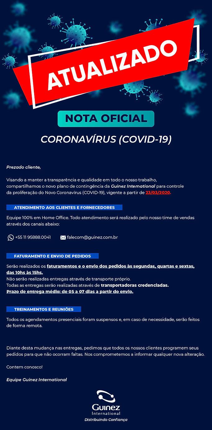 Nota Oficial - Guinez International_Atua
